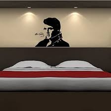 Amazon Com Elvis Presley Silhouette Vinyl Wall Decal Sticker Graphic Handmade