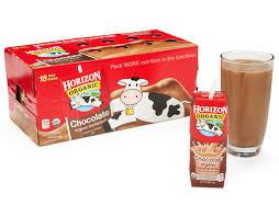 horizon organic lowfat milk 18 x 8 oz