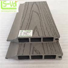 Lvsen Rot Proof Wpc Wood Plastic Composite Fence Panels 180 180cm Buy Wood Fence Aluminium Fence Panels Plastic Fence Product On Alibaba Com