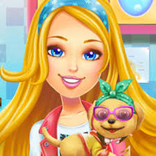 barbie and baby barbie games