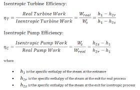 what is thermal efficiency of steam