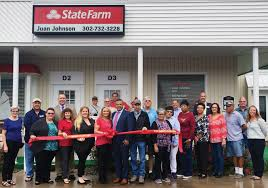 Chamber holds ribbon-cutting at Juan Johnson State Farm office ...