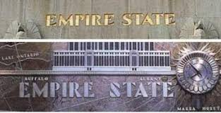 What Would You Say Is The Font Used On The Empire State Building Example Image In Link Fonts