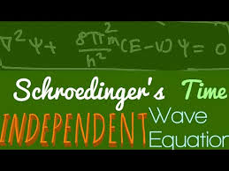 time independent wave equation hindi