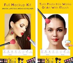 beauty face makeup cam editor apk