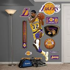 Fathead Magic Johnson Los Angeles Lakers Magic Johnson Lakers Los Angeles Lakers