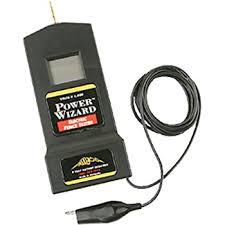 Amazon Com Parmak 813 Precision Digital Tester Yellow Black Livestock Equipment Garden Outdoor
