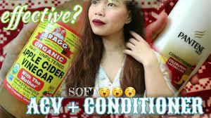 conditioner diy hair treatment