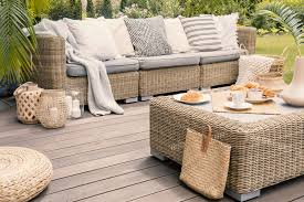 care for outdoor furniture cushions
