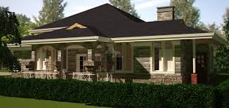 arch porch bungalow house plan david