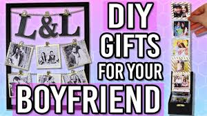 diy gift ideas for your boyfriend