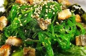 Receta Ensalada de mejillones y algas