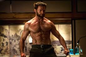 hugh jackman wolverine t and workout