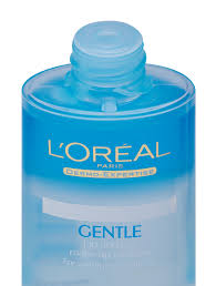 gentle lip and eye make up remover for