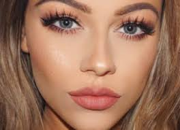 pretty makeup for high
