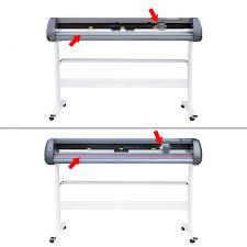 Rhegeneshop 1350 Mm 53 Lcd Sign Decal Sticker Vinyl Cutter Cutting Plotter Contour Amazon Com Industrial Scientific