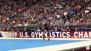 Simone Biles Floor Routine for 2020 ...