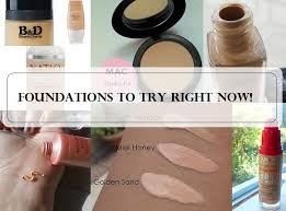 best foundations for indian skin tones