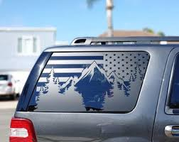 1 Supplier Of All American Flag Decal S By Old17decals On Etsy