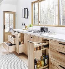 the mounn house kitchen organization