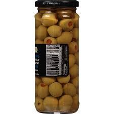 mario reduced sodium manzanilla olives