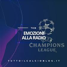 Emozioni alla radio 1526: Champions League 2019-2020 Ottavi - OL ...