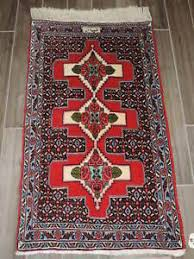 3x5ft handmade bijar senna wool rug ebay