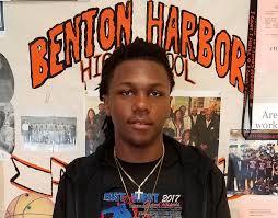 Berrien County Student Athlete Of The Week – Carlos Johnson ...