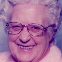 Donna Mae Burch