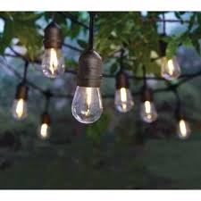 string lights outdoor lighting