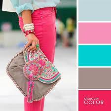 15 идеальных образов на любой вкус | Colour combinations fashion, Color  combinations, Color matching