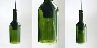 i turn empty wine bottles into