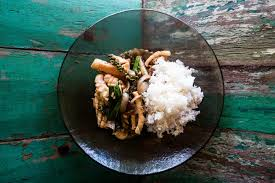 Stir-Fried Squid with Green Peppercorns ...