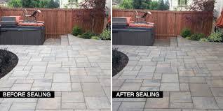 patio sealing portland oregon paver