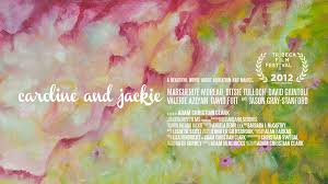 Caroline and Jackie — Adam Christian Clark