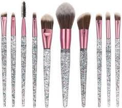 stellaire chern makeup brush set 10