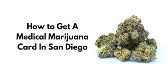 How to Get a Medical Marijuana Card in San Diego, Online! - Hail Mary Jane ®