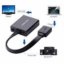 Shop bán Cáp chuyển tín hiệu HDMI ra VGA có audio giá chỉ 89.000₫