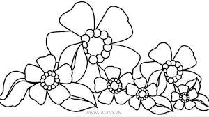 Bộ tranh tô màu hoa cúc tổng hợp đầy đủ nhất cho bé - JADINY thời ...