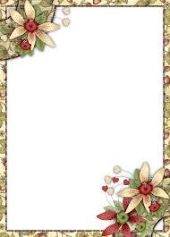 Flores Retro Marcos O Tarjetas Para Imprimir Gratis Molduras