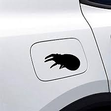 12 9cm 6 2cm Cool Delicate Elegant Insect Bug Beautiful Vinyl Decal Lovely Car Sticker Black Silver C19 1296 Color Name Black Exterior Accessories Itrainkids Com
