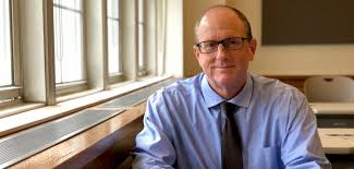 GRE Professor Tackles Catholic Nationalism