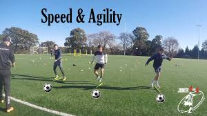full sd and agility drills with pro