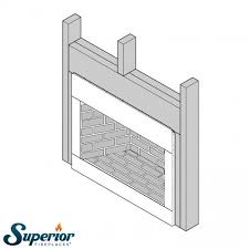 outdoor gas fireplaces superior 36