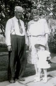 Arthur and Ida Mitchell