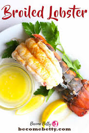 Broiled Lobster Tail | Recipe