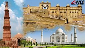 golden triangle trip from delhi