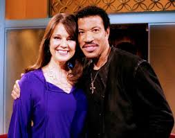 GAC's Nan Kelley with Lionel Richie | Country Artist, Band, and ...