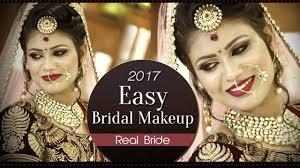 easy simple bridal makeup tutorial