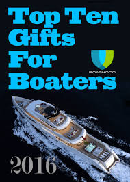 gifts for boats